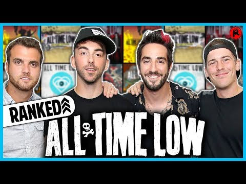 Every All Time Low Album RANKED Worst to Best