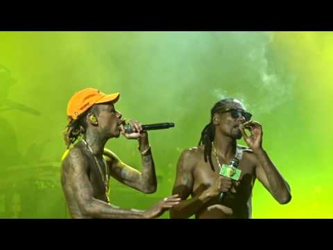 snoop and wiz young wild and free live 8 14 2016 cleveland o