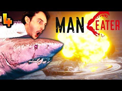 VENGEANCE POUR MAMAN !!! -ManEater- [FUN n°4] avec Bob Lennon