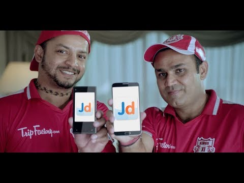 Video of JD -Search, Shop, Travel, Food