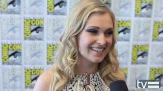 The 100 / The Hundred / Сотня, Eliza Taylor Interview - The 100 (CW) Season 2