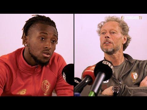 Conférence de presse Standard - FC Bruges