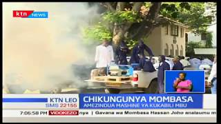 Chikungunya Mombasa:Watu 40 waripotiwa kuugua maradhi hayo