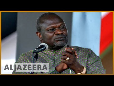🇸🇸 South Sudan rebel leader Machar back in Juba after two years | Al Jazeera English