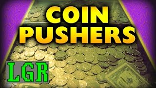 LGR - Are There ANY Good Coin Pushers for Mobile?