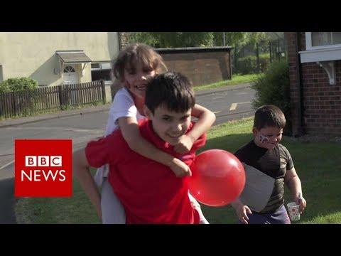 A day in the life of a young carer - BBC News