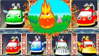 Мультики про #машинки Пожарная машина мультфильм! Обучающие мультфильмы Видео для детей Мультик ИГРА