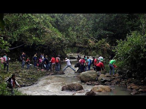 Απειλές Τραμπ ενώ οξύνεται το μεταναστευτικό από τη Λατ.Αμερική…
