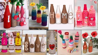 DIY Glass Bottle Decoration Ideas - DIY Room Decor Projects