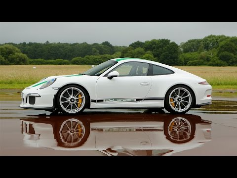Porsche 911R | Top Gear: Series 23 | BBC