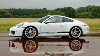 Porsche 911R | Top Gear: Series 23 | BBC
