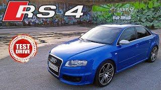 IGRACKA ZA ODRASLE - AUDI RS4 4.2 FSI V8 2007. 420KS !
