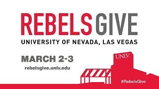 #RebelsGive Kick Off