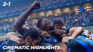 It's been 6 years since Inter's last appearence in the Champions League. After 80 minutes it seemed like Inter's qualification goals were already compromised, specially in a group with Barcelona and PSV Eindhoven. However, in a late game thriller the Italian team has managed to change the course of the game and eventually win against all odds. Patreon: https://goo.gl/kyLRSy Follow me: https://goo.gl/EsnBY9 --- If you're looking for more motivational videos, films, promos and edits with the best players, teams, goals and skills be sure to subscribe to stay updated.  Vadym Sklyaruk © 2018