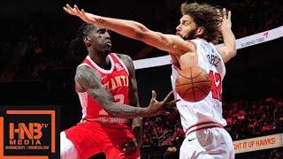 Chicago Bulls vs Atlanta Hawks Full Game Highlights / Jan 20 / 2017-18 NBA Season - Video Youtube