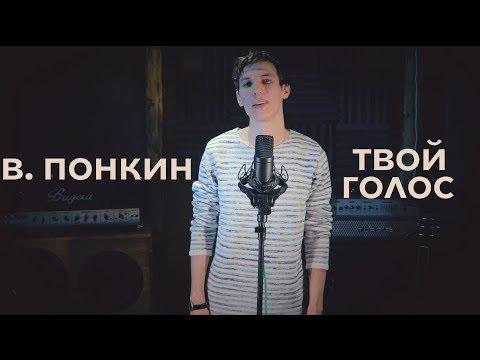 в. понкин - твой голос