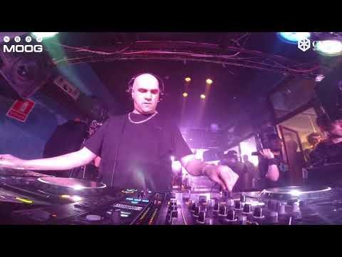 Frankie Bones @ Moog - Barcelona 06/04/2018 (ES) VIDEOSET