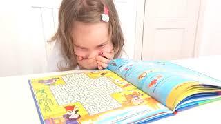 Атлас детский, А4, «Иллюстрированный атлас мира. Книжка-путешествие», 64 стр.