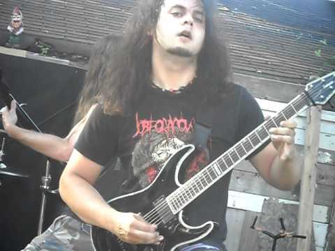 Unbidden - Cast the Stone (live August 2010) online metal music video by UNBIDDEN