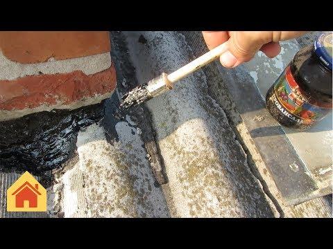✅ Гидроизоляция трубы на крыше / Ремонты домов
