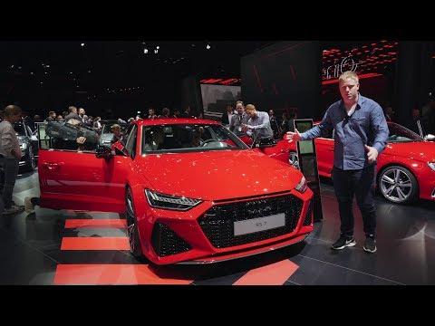 2019 Audi RS7 - IAA 2019