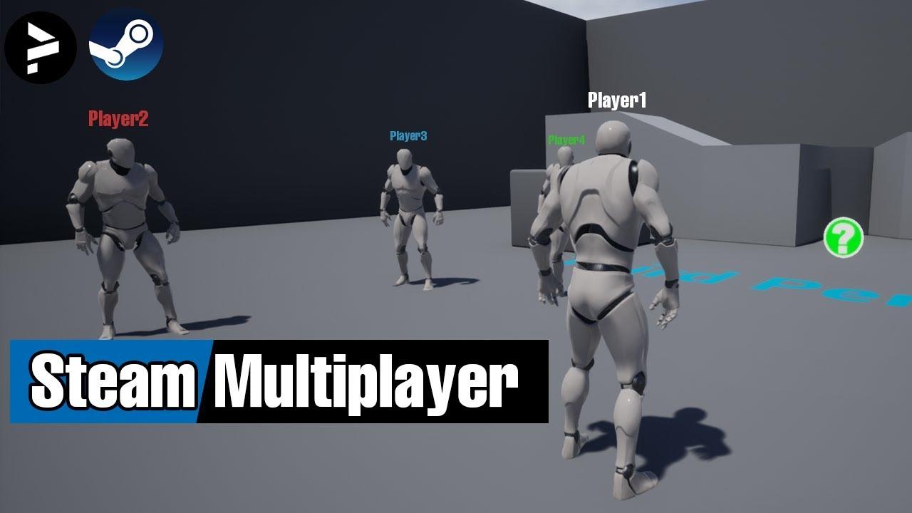 Steam Multiplayer - Advanced Steam Session - Unreal Engine
