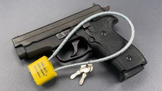 [1034] Project Childsafe: Helping or Hurting With TERRIBLE Gun Locks?