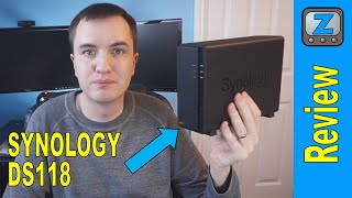 Synology DS118 NAS Setup and Review