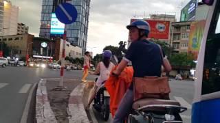 Thành Thái, Cống Quỳnh,Nguyễn Bá Tòng,Sài Gòn, Chiều Mùng 8, Tết Đinh Dậu