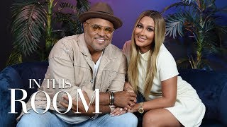 Adrienne Bailon & Israel Houghton Explain Love Unconditionally    In This Room