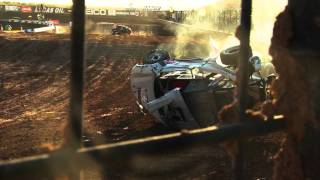 Driving Sports Reports  Crashes Big Air And Fire At 2011 LOORS Final