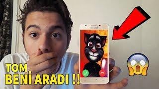 MY TALKING TOM BENİ ARADI! (Yardım Edin)