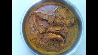 Fish Curry- Easy Mustard Fish Curry - UP/Bihar Style fish curry