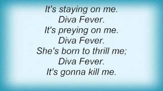 Spinal Tap - Diva Fever Lyrics