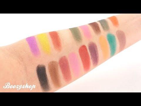 Glamlite Glamlite Pizza Eyeshadow Palette