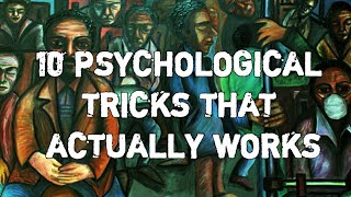 #Psychological #psychology #top10 Top10 Simple Psychological Tricks That Actually Works