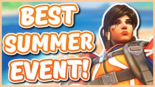 Overwatch - THE BEST SUMMER GAMES EVENT (2020 Summer Event Review)