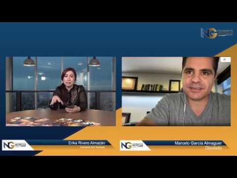 #VÍDEO En entrevista con Erika Riva acerca de la Iniciativa de Reforma que presenté para modificar ciertos artículos de la actual Ley de Educación