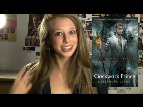 CLOCKWORK PRINCE BY CASSANDRA CLARE: booktalk with XTINEMAY (ep 28)