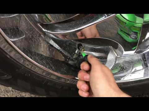slime tire sealant review! TESTED ON 22″ RIMS