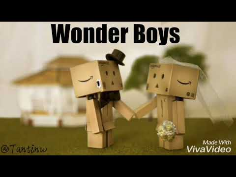 Wonder Boys-Suatu Hari (Lirik) Mp3