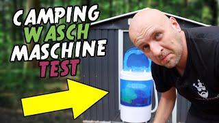 ✅ #Camping Waschmaschine Mobile Waschmaschine tragbar Test Amazon