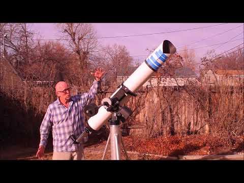 Dr Henry Pauls Favorite Telescope