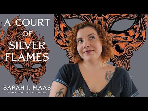 A COURT OF SILVER FLAMES (Corte de Chamas Prateadas)   Resenha + discussão SEM SPOILERS