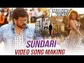Download Video Sundari Video Song Making || Khaidi No 150 | Chiranjeevi | V V Vinayak | DSP