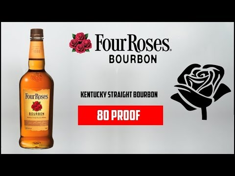 Four Roses Bourbon – Review #33