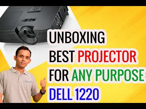 Dell 1220 Projector -Best Affordable Mp3