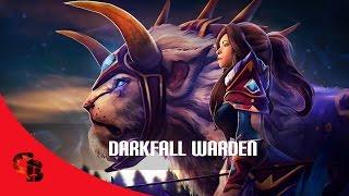 Dota 2: Store - Mirana - Darkfall Warden