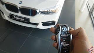 BMW Display Key 5 Series