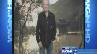 David Carradine Confucius Say bit on WGN-TV